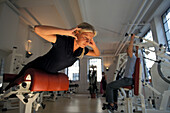 Woman, Fitnesscenter, Fitness