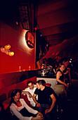 Nightclub People Barcelona, Otto Zutz Club, Nightclub in Gracia, Barcelona, Catalonia, Spain