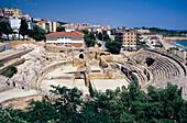 Roman Amphitheatre, Spain, Tarragona, Catalonia, Spain