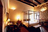 Room, Bed, Hotel Interior, Sovitel Nicolas de Ovando Hotel in Santo Domingo, Dominican Republic