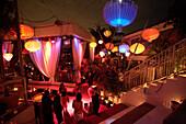 Prive Club at Opium Gardens, South Beach, Miami, Florida, USA