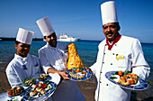 Koeche, Hotel Palm Beach, Hurghada, Rotes Meer Aegypten