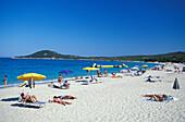 Costa Smeralda, Gallura, northern Sardinia, Sardinia, Italia