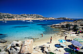 Coast landscape, Gallura, northern Sardinia, Sardinia, Italia