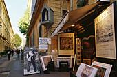 Petit Musée Cezanne, Aix-en-Provence, Bouches-du-Rhone, Provence Frankreich, Europe