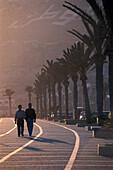 Strandpromenade, Agadir Marokko