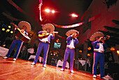 Mariachi, Band, Cancun, Quintana Roo Yucatan, Mexiko