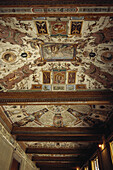 Uffizi, Florence, Toskana, Italien