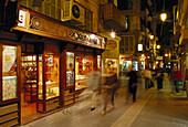Jewellery Store, Placa Major, Palma de Mallorca, Mallorca, Spain