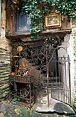 Entrance Door , Indemini, Ticino Switzerland
