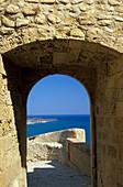 Castle of Santa Bárbara, Alicante, Costa Blanca, Prov. Valencia, Spain