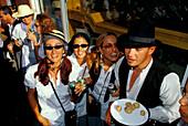 Stadtfest Romeria, Folklore, Spain Canary Islands