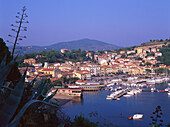 Porto Azzurro, Elba, Toscana, Italien