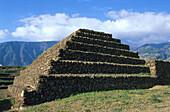 Ethnographic Park, Thor Heyerdal, Pyramides of Gueimar, Tenerife, Canary Islands, Spain