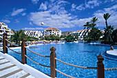 Poollandschaft, Hotel Santiago III, Playa de las Americas-Teneriffa Kanarische Inseln, Spanien