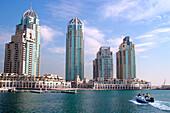 Dubai Marina, Dubai, United Arab Emirates, UAE