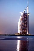Burj al Arab Hotel, Dubai, United Arab Emirates, UAE