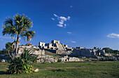 Mayastaette Tulum, Halbinsel Yucatán Quintana Roo, Mexiko