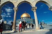 Felsendom, Jerusalem, Israel
