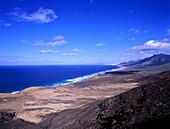 Halbinsel Jandia, Fuerteventura, Kanarische Inseln, Spanien