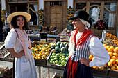 Obstverkauf, Sta. Lucia, Gran Canaria Kanarische Inseln, Spanien