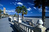 Avenida Marina Espanola, Playa de, Poniente, Benidorm, Prov. Alicante Com. Valenciana, Spanien