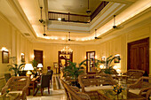 Interior, Strand Hotel Yangon, colonial luxury, Kolonialhotel