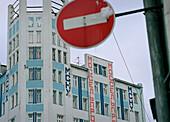 Mosselkhoz Building, Arbat Moscow