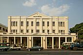 Exterior, Strand Hotel Yangon, luxury Strand Hotel Yangon, Kolonialhotel