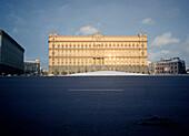 Former KGB headquarters, FSB, Lubyanka, Moscow, Russia