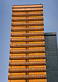 Highrise, New Arbat, Moscow, Russia