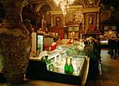 Eliseyev's food store, Tverskaya Street Moscow