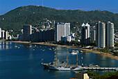 Bay of Acapulco, Guerreo Mexico