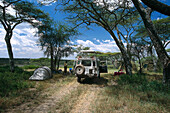 Jeep, Ngorongoro Conservation Area Tanzania