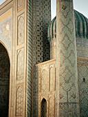 Mosque, Registan, Smarkand, Uzbekistan