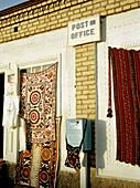 Post office, Smarkand, Uzbekistan