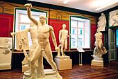 Sculptures, university of Tartu, Estonia