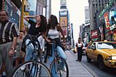 Time Square, Manhattan New York, USA