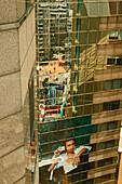 Advertisement, High-rise, Wanchai, Hongkong China