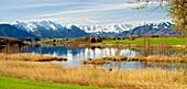 Riegsee near Murnau, Upper Bavaria, Riegsee near Murnau, Upper Bavaria, Riegsee bei Murnau, Oberbayern Riegsee near Murnau, Upper Bavaria