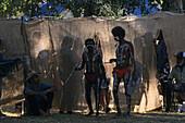 Aborigines at Laura Dance Festival, Australien, Qld, Aborigines, Laura Dance Festival, Cape York
