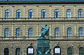 Denkmal, Koenig Maximilian I., Joseph 1799-1825, , Muenchen Bayern, Deutschland