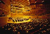 Gasteig Philharmonie, Muenchen, Bayern Deutschland