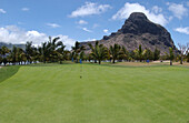 Golf course on Mauritius, Sport