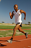 Running Athlete, Capetown Southafrica