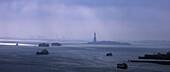New York City, October 2001, Staten Island, Statue, USA, New York City, FreiheitsstatueEnglish: USA, Statue of Liberty