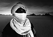 Tuareg, Tassili n' Ajjer Sahara, South Algeria