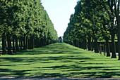 Herrenhaeuser Garden, Hanover, Lower Saxony, Germany
