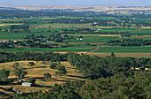 Barossa Valley wine growing area, Australien, South Australia, Barossa Valley wine region