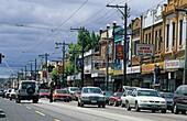 Little saigon, Victoria Street, Melbourne, Australia, Victoria, Vietnamese restaurants in Victoria Street known as Little Saigon in Richmond